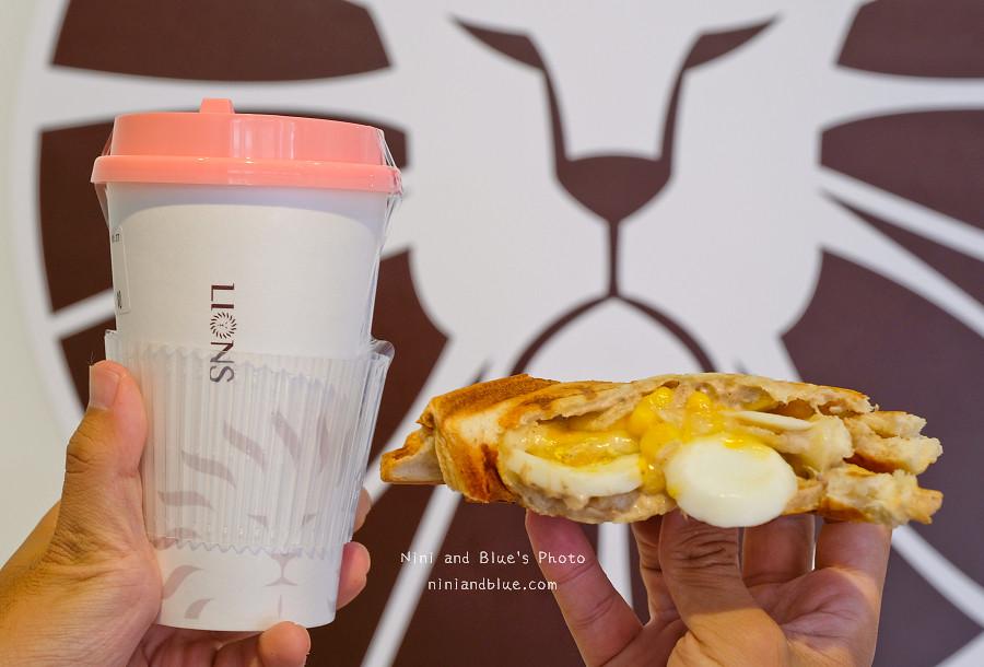台中咖啡早午餐雷恩獅15