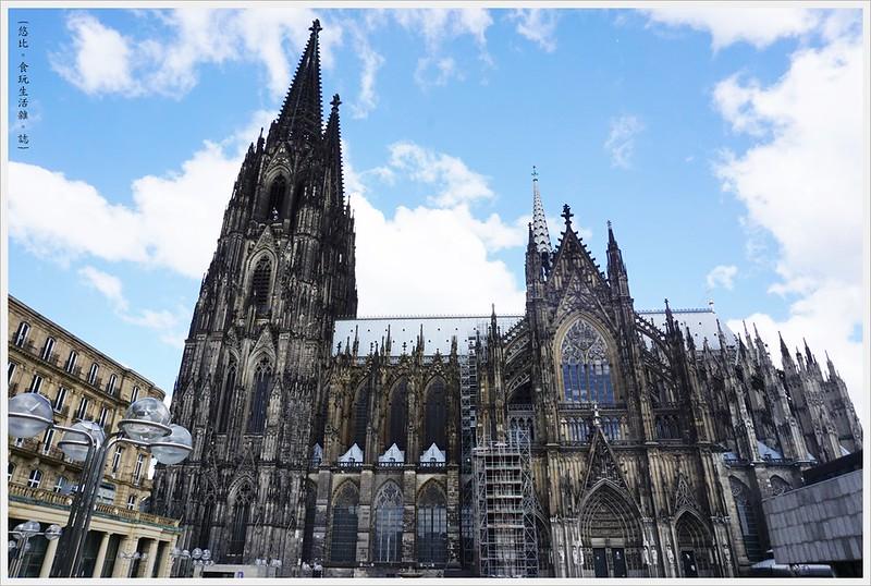 科隆大教堂-19-外觀正面