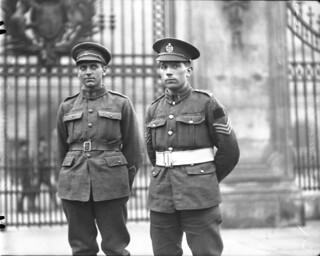 Corporal Colin Fraser Barron / Caporal Colin Fraser Barron