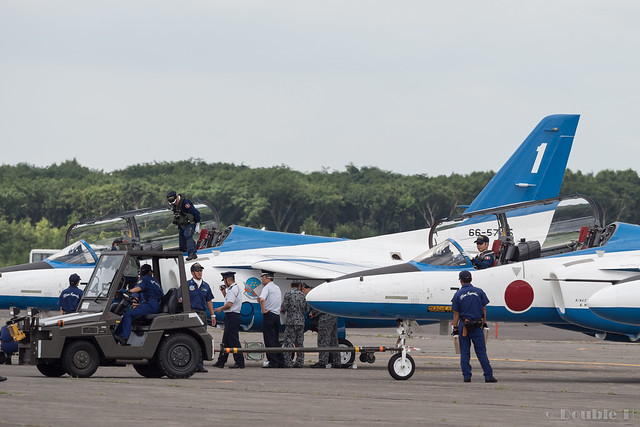 JASDF Chitose AB Airshow 2017 (151) Blue Impluse