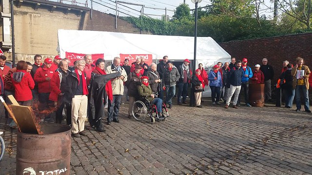 10/10 Antwerpen: Zandvlietsluis, NMBS en De Lijn