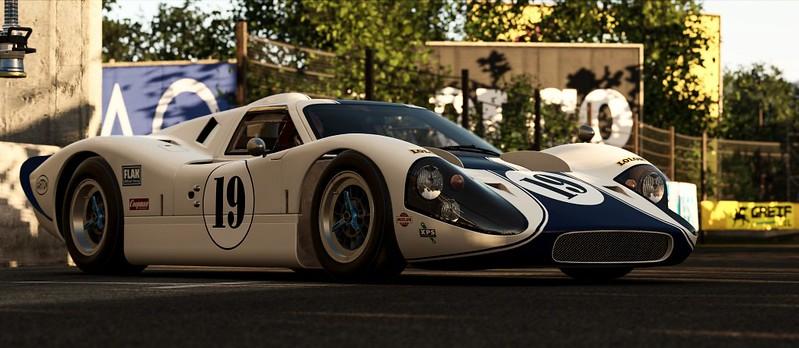 Project CARS 2 classics