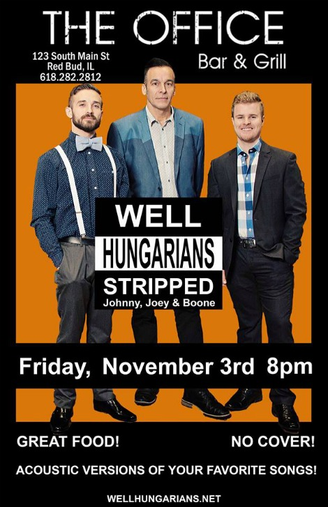 Well Hungarians 11-3-17