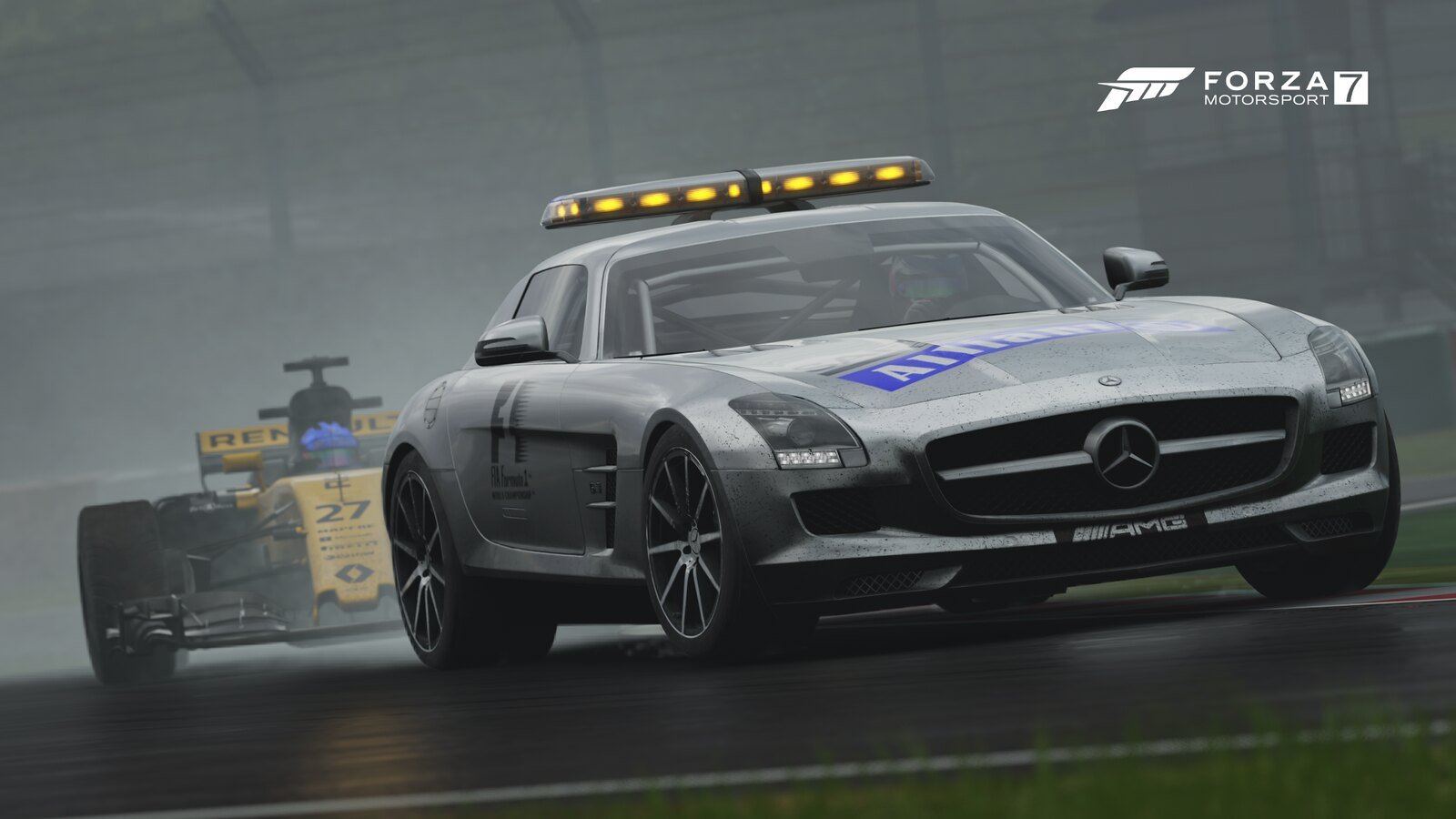 Unique Upgrades In Fm7 Leagues Rejoice With Safety Car