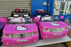 Hello Kitty Cars, New York, NY