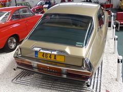 Citroën SM (1972)