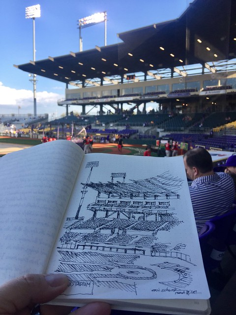 Alex Box Stadium - Louisiana State University