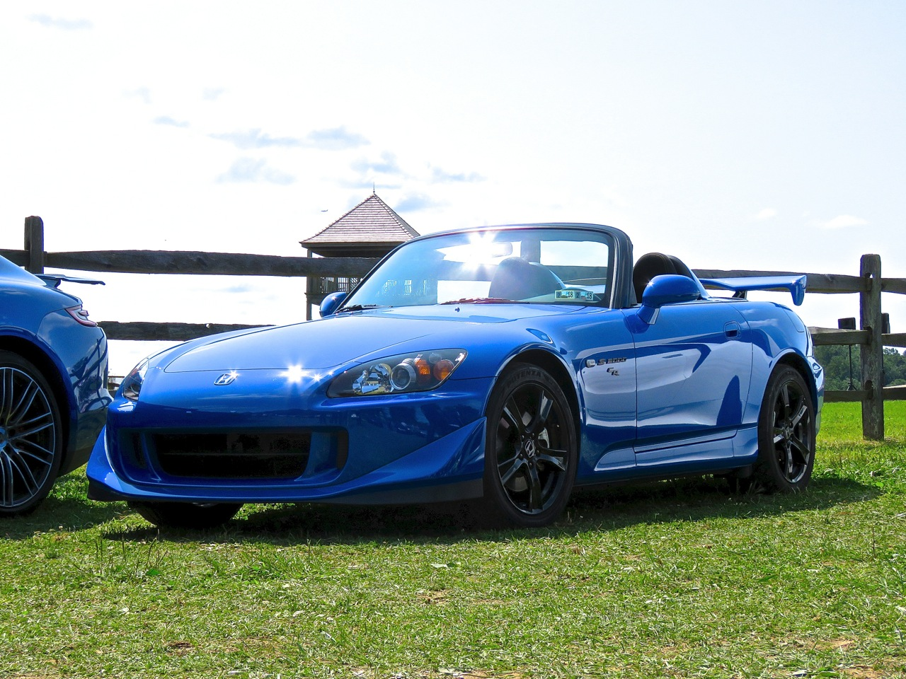 Honda S2000 CR at Radnor
