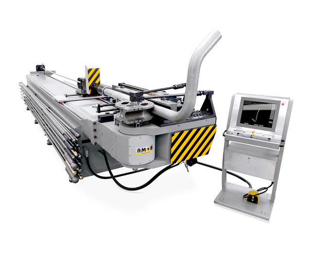 Shipbuilding and Offshore CNC Pipe Bender