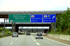 Highway E20 to Odense
