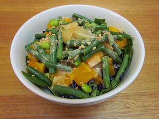Vanessa Kabocha Salad