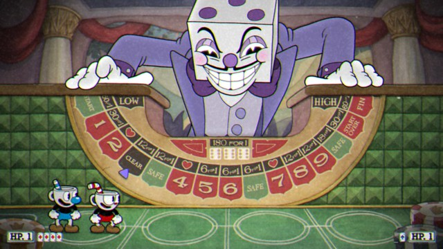 Cuphead - King Dice No. 2