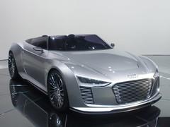 Mondial de l'auto Paris 2010 - Concept AUDI