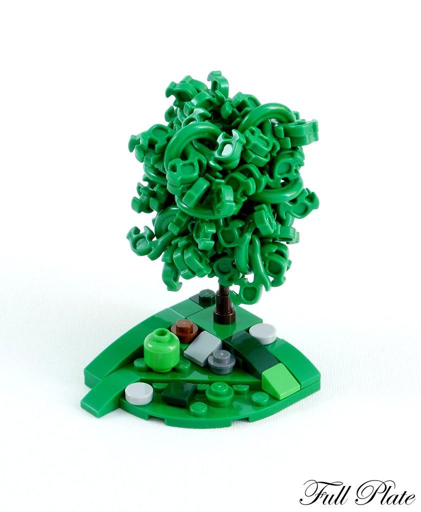 Ninja Horn Tree