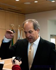 State Senator O'Ban Talking Car Tabs