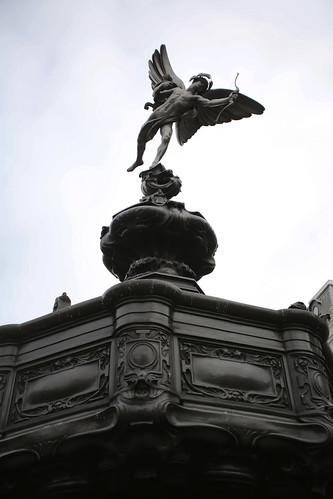 Eros a Piccadilly