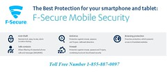 F-Secure Support Help - Antivirus Number - 1-855-887-0097
