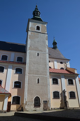 Broumov, Kostel sv. Petra a Pavla