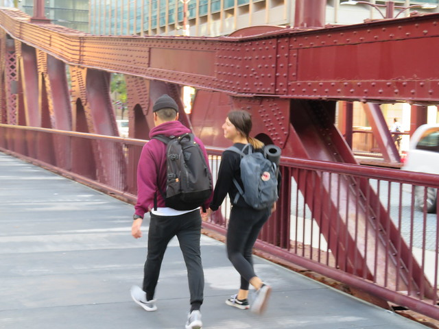 Chicago Urban Backpackers