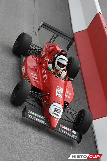 Finale Salzburgring 2017  Formel Historic