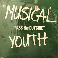 MUSICAL YOUTH:PASS THE DUTCHIE(JACKET A)