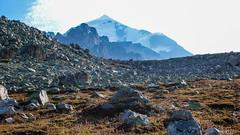 Nasz cel - szczyt Tetnuldi 4858m.