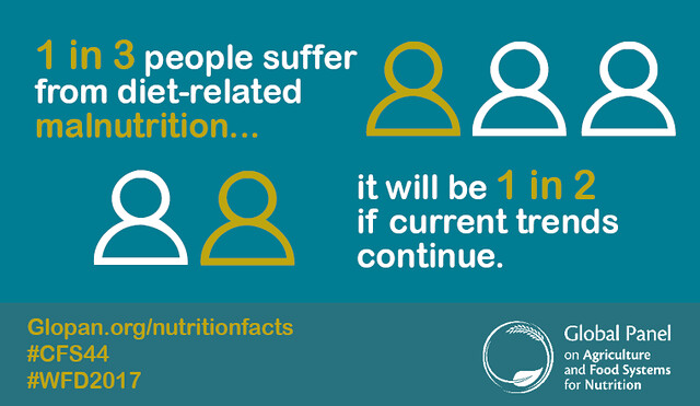 Top facts & stats on food systems and nutrition