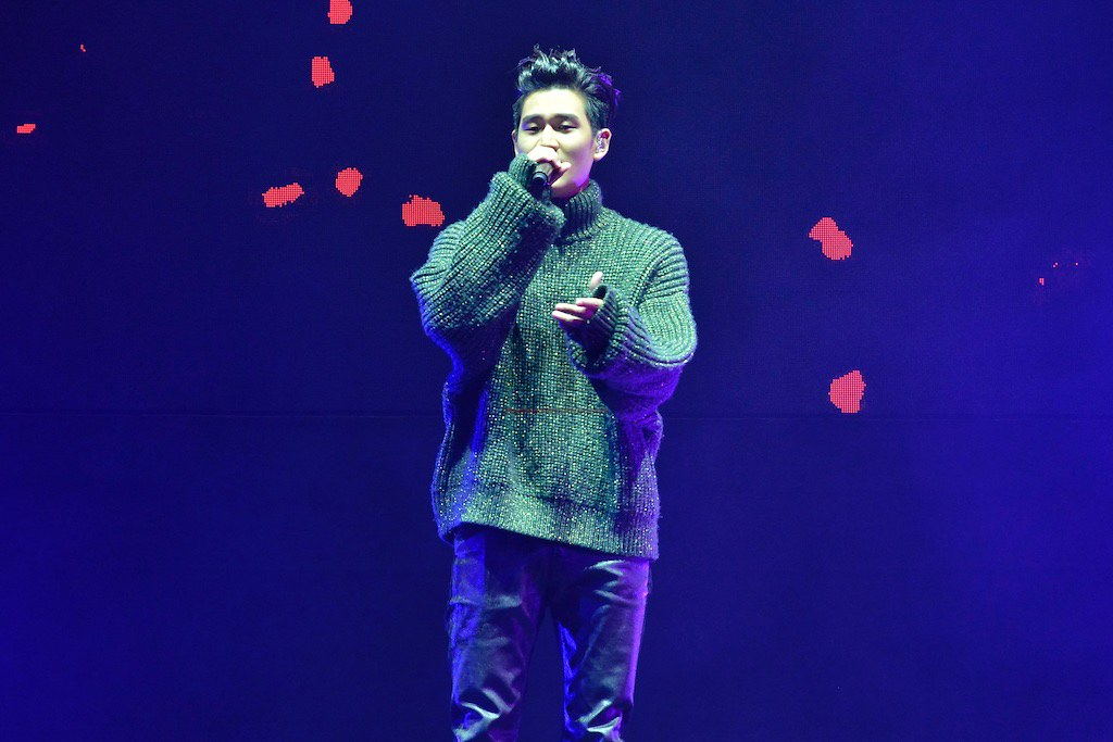 141017 - Eric 周兴哲 ~ This is Love Concert At SPICE Arena (14 October 2017)