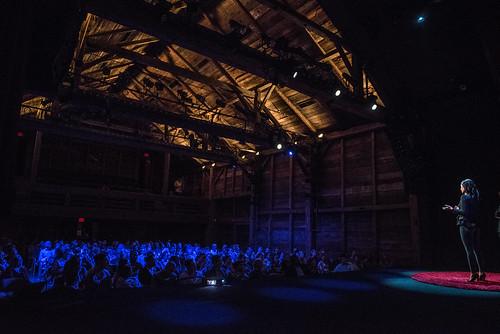 TEDxTysonsSalon @ Wolf Trap (Tala Raassi)