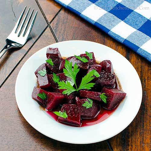 Moroccan-Spiced Beet Salad