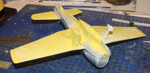 """Grumman F6F-3 Hellcat, """"Vit 19 Vraciu"""", Eduard 1/48 - Sida 2 37739211311_b2bddb5c03"""