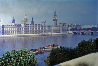 View from St Thomas' Hospital Terrace