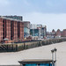 Waterfront, River Mersey, Liverpool. UK