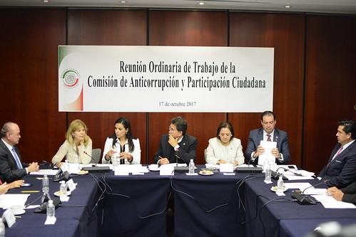 Comisión de Anticorrupción y Participación Ciudadana 17/oct/17