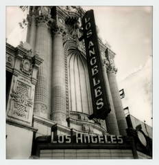 Los Angeles Theatre Neon