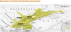 Mountains of Central Asia Biodiversity Hotspot