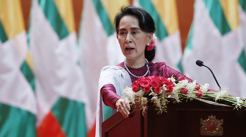 Suu Kyi says Myanmar is set to repatriate Rohingyas: official