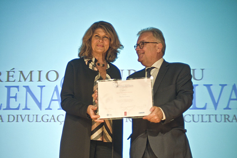 2017 Helena Vaz da Silva European Award Ceremony