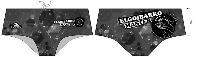 Turbo traje de baño 2017/2018 Elgoibar