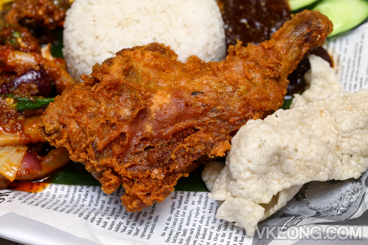 Hill-Street-Coffee-Shop-Nanyang-Fried-Chicken