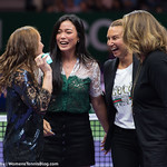 Martina Hingis, Chan Yung-Jan, Iva Majoli, Mary Pierce