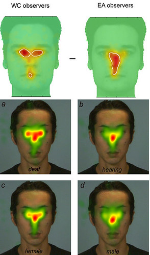 Face Processing in Japanese and Sign Language Speakers