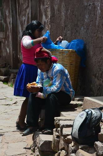 Indio im argentinischen Trikot