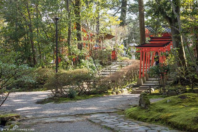 Santuario Kanazawajinja
