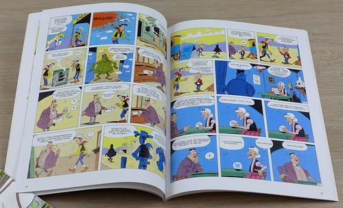 Asteriks 37 w Italii & Lucky Lucke 56 Przeklęte ranczo 03