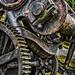 Industrial Crane Mechanism