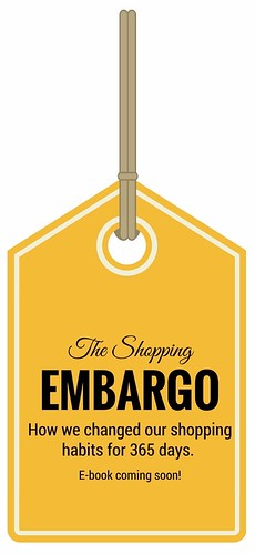 Shopping Embargo e-book promo