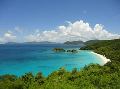 Virgin Islands National Park - Trunk Bay Beach