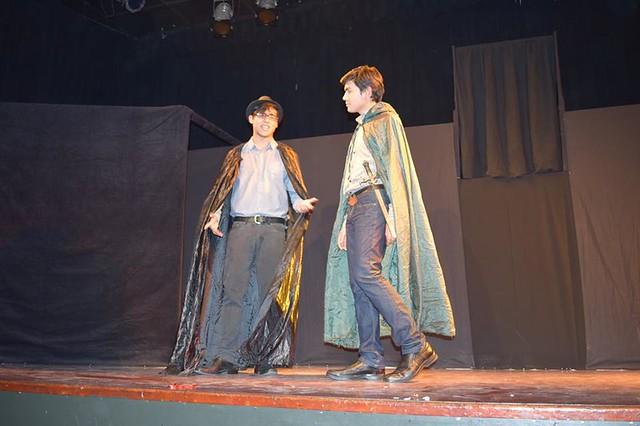 UANDES participó en el Primer Festival de Teatro Clásico Escolar y Universitario