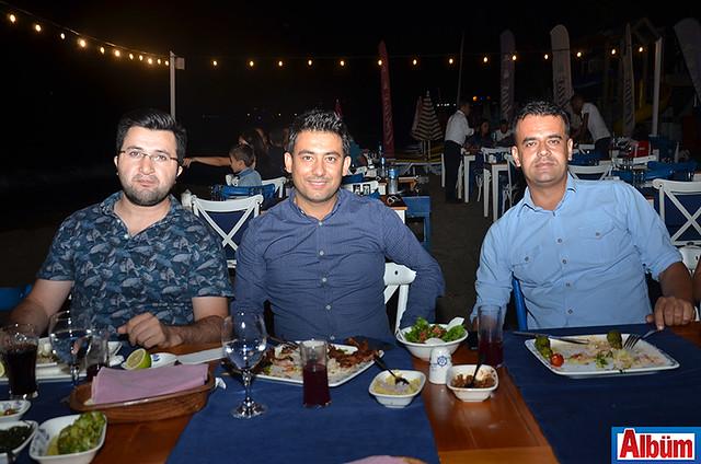 Ümit Bacoğlu, Yılmaz Çeven, Mustafa Yaşkesen